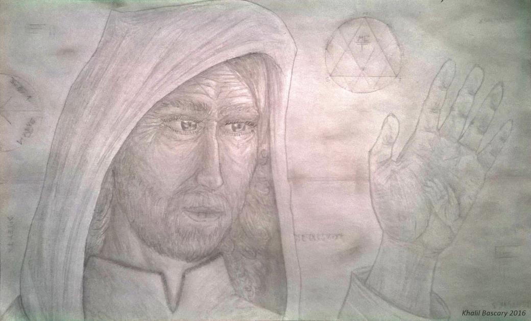 Llegando al eterno 1,1, Khalil Bascary