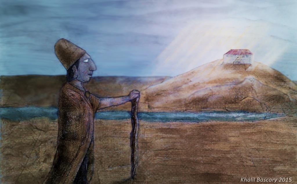 Magia de los dioses, Khalil Bascary